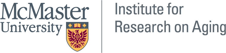 McMaster Institute for Research on Aging Logo
